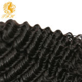 Extensão do cabelo humano de Remy do Virgin do brasileiro da alta qualidade 100%