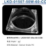 Luz de rua do diodo emissor de luz/lente da lâmpada única que combina a ESPIGA 50W (01507)