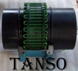 Tipo spaccato accoppiamento flessibile di Jsb di standard di disegno del coperchio di verticale di griglia