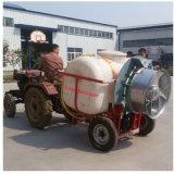 Uso da exploração agrícola pulverizador montado enlace do pomar/vinhedo do trator de 3 pontos