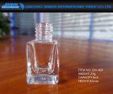 Piccola bottiglia di vetro rotonda del polacco di chiodo di prezzi competitivi