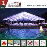 De Tent van het aluminium voor Tent van het Huwelijk van de Markttent de Grote met de Bevloering en Courtains