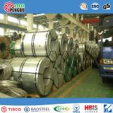 Hoja de acero inoxidable destemplada y de conserva en vinagre 304L con el certificado del SGS