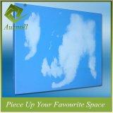 450*450 de Tegels van het Plafond van de Decoratie van het aluminium zijn op de Bouw van het Bureau van toepassing