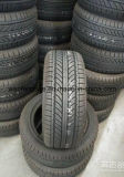 Neumático de la parte radial del neumático de coche de la polimerización en cadena de la alta calidad de la marca de fábrica de Hilo