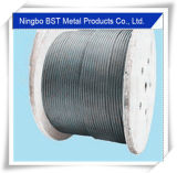 Steel Wire Rope (GB, DIN, BS, EN, ASTM, JIS)