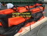 異なった種類のRubber/PVCのオイルフェンス