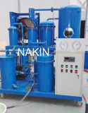 シリーズTya-100 (6000のL/H)真空の円滑油の油純化器