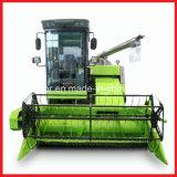 米か水田または穀物およびムギまたはトウモロコシのコンバイン収穫機
