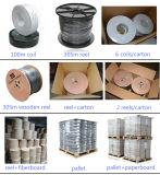 Xingfa vervaardigde Semi-Rigid Coaxiale Kabel (RG59)