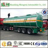 Rimorchio liquido chimico del camion di nave cisterna del trasporto