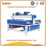 Máquina de madeira do router da gravura do CNC do projeto para o preço de metal macio