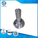 CNC forjado que faz à máquina eixo Polished do aço inoxidável de Customzied