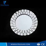 Espelho da mobília/espelho de cobre decorativo da prata livre Mirror/Aluminium Mirror/Silver Mirror/Safety de Mirror/Clear