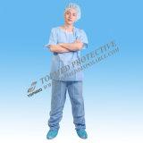 Устранимо Scrub костюм, терпеливейший костюм Srcub, SMS Scrub костюм