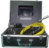 120&degの23mmのビデオ点検内視鏡; 視野角、20mのテストケーブル