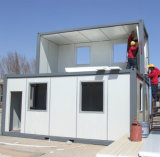 Cost-Saving модульная дом контейнера, Environment-Friendly (DG5-030)