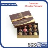 플라스틱과 서류상 초콜렛 수송용 포장 상자를 주문을 받아서 만드십시오