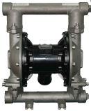 Bomba concreta da espuma pneumática do diafragma