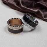 Het Kristal van de Juwelen van het lot van de Ring van de Keramiek van de Ring Swarovski