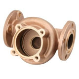 OEM Customized Precision Casting con Brass Casting