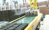 Het Blok dat van het Bouwmateriaal van de bouw Machine vormt