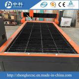 Máquina de estaca do plasma do CNC para o metal Zk1325