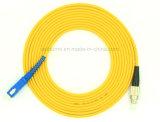 Steckschnür der Faser-OptikSc/Upc-Sc/Upc Inspektions-Sx