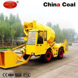 1cbm Concrete Pump Mixer Truck