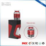 Amostras livres de Vape Mods Vape da estrutura de Rda do frasco de petróleo de Ibuddy Zbro 1300mAh 7.0ml