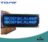 indicador de cristal líquido de 16X2 Va/pantalla con el contraluz de Y-G LED