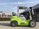 Chariot élévateur de LPG d'engine d'essence de Nissans
