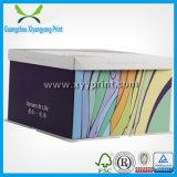 Verpakkende Vakje van de Cake van het Document van Kraftpapier van de douane het Witte