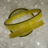 Phoque jaune de Hydrolic de couleur, phoque d'unité centrale, phoque de polyuréthane