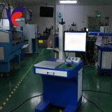 De kleine Scherpe Machine van de Laser van de Stof van het Leer van de Kleding van de Machine van de Gravure van de Laser