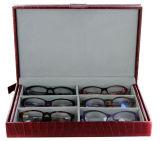 안경알 전시 쟁반과 전시 상자 X035
