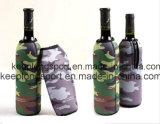 Porte-bouteilles à la mode faite sur commande de Champagne du néoprène, sac de refroidisseur de bouteille
