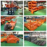Alto equipo de elevación de la subida de la plataforma de la elevación eléctrica hidráulica de la escala