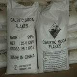 Qualitäts-ätzendes Soda blättert mit Fabrik-Preis ab