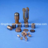 Lega pesante Rod del tungsteno ad alta densità di Wnicu per l'elettrodo