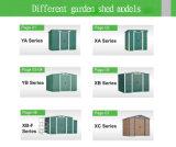 庭の小屋の供給の異なったモデル