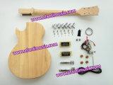 Löcher Afanti DIY der Jazz-Gitarren-exakter F elektrische Gitarren-Installationssatz (AGK014)