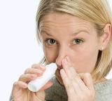 Rociador fino plástico de la niebla de la niebla CF-N-1 del tratamiento nasal del rociador