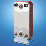 B3-117-10 platea a cambiador de calor para HAVC