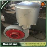 Sjm-55-2-1400 Haute sortie ABA HDPE Semi-Auto Roller Plastic Blown Film Line