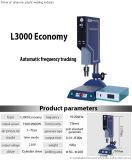 De Types van economie van de Ultrasone Plastic Machine van het Lassen