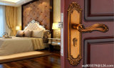 Крытый замок двери, замок двери, деревянный замок двери, замок Mortise, Ms1009