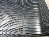 Couvre-tapis en caoutchouc stable de petite de POINT vache Grooved à configuration
