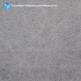 Tapis de mat de nattes complexes en fibre de verre avec tapis de surface en polyester (et tapis en pâte hachée)