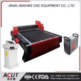 Máquina de estaca 1530 da flama do plasma do CNC